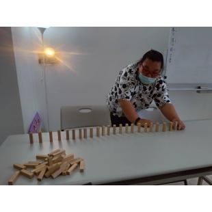 【用骨牌遊戲學習健康與防疫】
